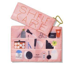 Sephora Ban.do Carryall Duo Makeup Bag